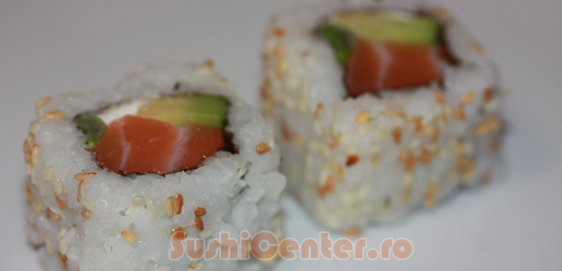 Urumaki Sushi (Inside-Out)