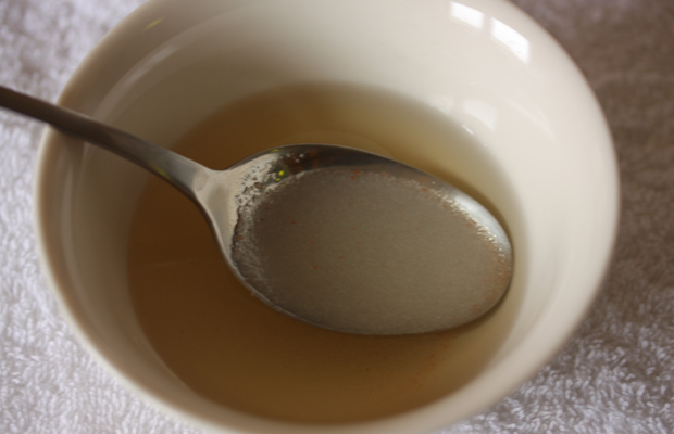 Otet Japonez cu sare si zahar